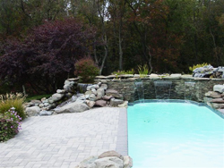 Swimming Pool Landscaping Maryland